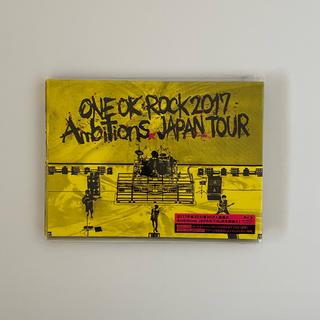 """ワンオクロック(ONE OK ROCK)のONE OK ROCK 2017 """"Ambitions"""" JAPAN TOUR(ミュージック)"""