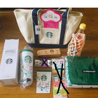 Starbucks Coffee - スタバ福袋♠️ドリンクチケット、クリップ、レジャーシートタンブラー付き♠️