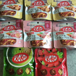 Nestle - ネスレ キットカット 一口サイズ8袋