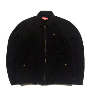 Supreme - Supreme Polartec Harrington Jacket 黒 S