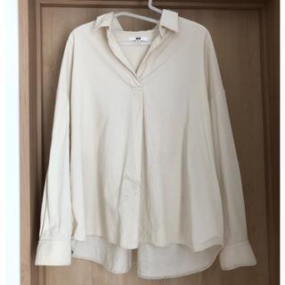 UNIQLO - UNIQLO コーデュロイスキッパーシャツ XL