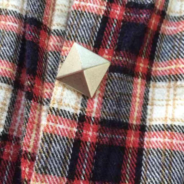 HALFMAN(ハーフマン)のHALFMAN チェックシャツ レディースのトップス(シャツ/ブラウス(長袖/七分))の商品写真