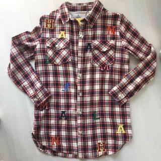 ハーフマン(HALFMAN)のHALFMAN チェックシャツ(シャツ/ブラウス(長袖/七分))