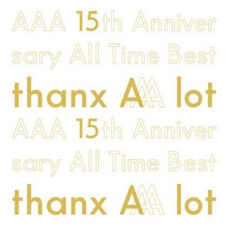 トリプルエー(AAA)のAAA 初回生産限定盤(その他)