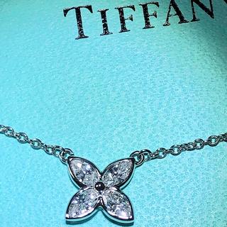 Tiffany & Co. - ティファニー ビクトリア ベゼル ネックレス 廃盤品