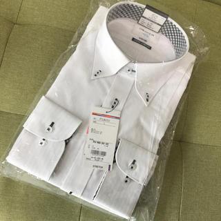 オリヒカ(ORIHICA)のオリヒカ 白 ワイシャツL(シャツ)
