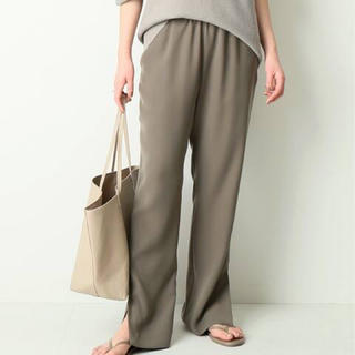 DEUXIEME CLASSE - 新品★サイズ36★Col Pierrot サイドベンツパンツ