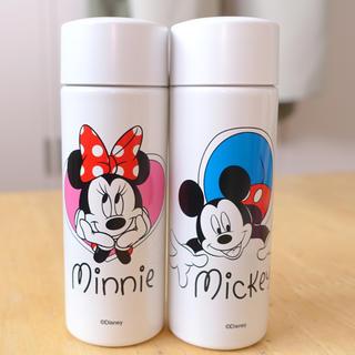 Disney - 【新品】ミッキー ミニー ステンレスボトル