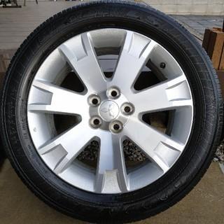 ミツビシ(三菱)の三菱 デリカD5 純正 タイヤホイール 4本セット(タイヤ・ホイールセット)