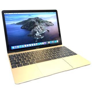 Apple - 極美品Macbook 12 Gold 2015 1.3GHz/8GB/512GB