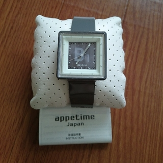 アピタイム(appetime)のappetime Japan 腕時計(腕時計(アナログ))