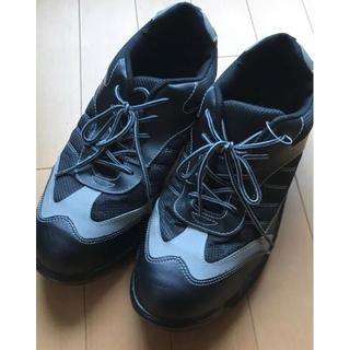 安全靴 28.0EEE  黒(その他)