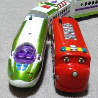 タカラトミー(Takara Tomy)のプラレール バズ・ライトイヤー(鉄道模型)