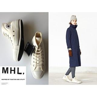 MARGARET HOWELL - 新品 MHL. 19AW コンバース オールスター ハイカットスニーカー 23㎝