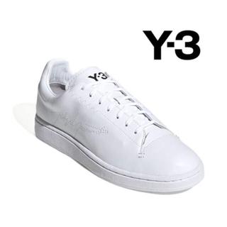 箱付き Y-3 youji court スニーカー UK8.5インチ