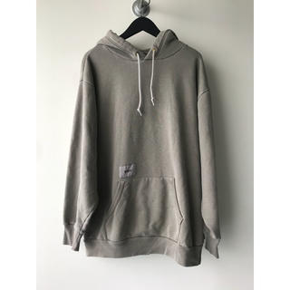 W)taps - 19AW WTAPS BLANK HOODED 01 / ブラック