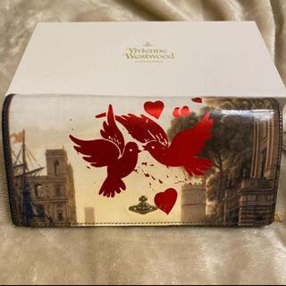 Vivienne Westwood - ヴィヴィアン♡クラウドロレインバード 長財布