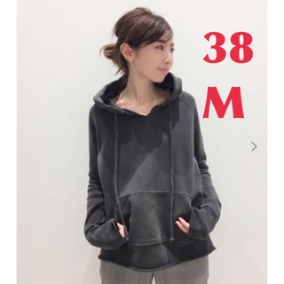 L'Appartement DEUXIEME CLASSE - 【NILI LOTAN/ニリ ロータン】HOODIE PARKER 38 M