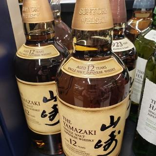 サントリー(サントリー)の山崎12年  ウイスキー  (ウイスキー)