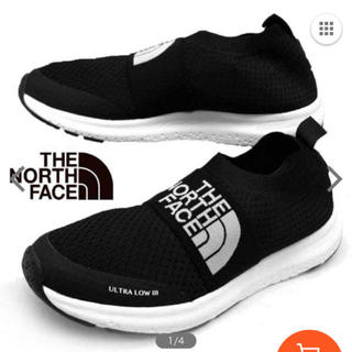THE NORTH FACE - 新品 ノースフェイス ウルトラロー3 ブラック 26.0cm