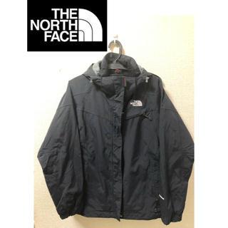 THE NORTH FACE - ノースフェイス [良品]マウンテンパーカー ブラック