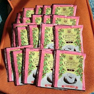 20袋+オマケ、澤井カフェインレス珈琲、ドリップバッグ、UCCコーヒー(コーヒー)