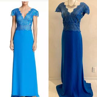 タダシショウジ(TADASHI SHOJI)の新品 タダシショージ Tadashi shoji 水色 ブルー ロングドレス(ロングドレス)