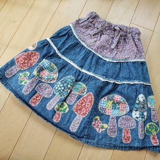 バナバナ(VANA VANA)のバナバナ ロングスカート 100(スカート)
