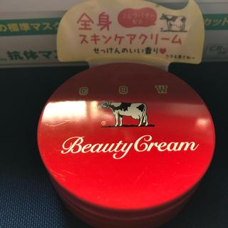 牛乳石鹸 - 牛乳石鹸ビューティークリーム