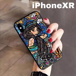 Disney - iPhoneXR iPhoneケース ジャスミン アラジン 韓国 ディズニー