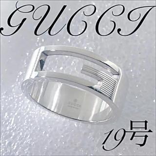 Gucci - 美品 GUCCI 指輪 19号