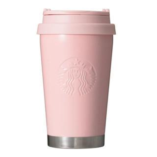 Starbucks Coffee - スタバ ステンレス ToGoロゴタンブラー パールピンク 355ml