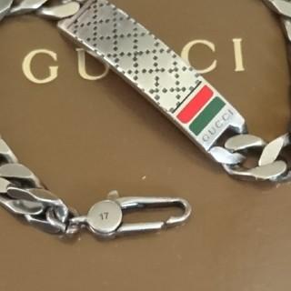 Gucci - 【正規品】GUCCI ブレスレット