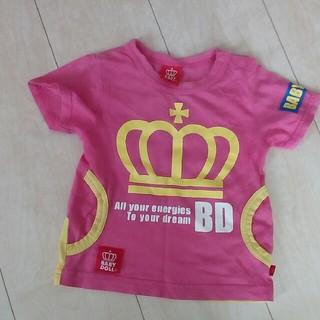 ベビードール(BABYDOLL)のtシャツ 80(Tシャツ)