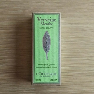 L'OCCITANE - ロクシタン ヴァーベナ オードトワレ 100ml