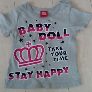 ベビードール(BABYDOLL)のtシャツ80(Tシャツ)