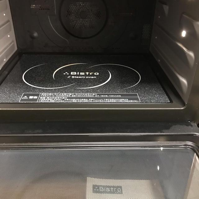 パナソニック ビストロ 最上位モデル スマホ/家電/カメラの調理家電(電子レンジ)の商品写真