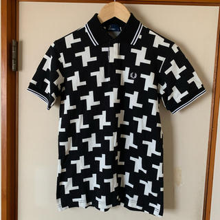 FRED PERRY - FRED PERRY ポロシャツ 総柄