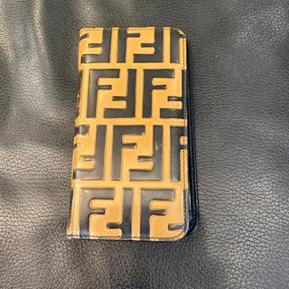 フェンディ(FENDI)のFENDI フェンディ iPhone X用スマートフォンケース(iPhoneケース)