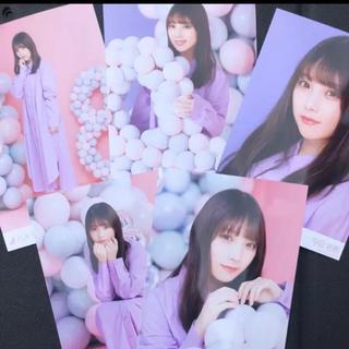 乃木坂46 - 乃木坂46 生写真 与田祐希 Anniversary 5種コンプ