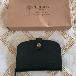 クレドラン(CLEDRAN)のクレドラン 二つ折り財布(財布)