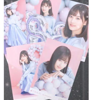 乃木坂46 - 8th Anniversary 5種コンプ 乃木坂46 生写真 山下美月