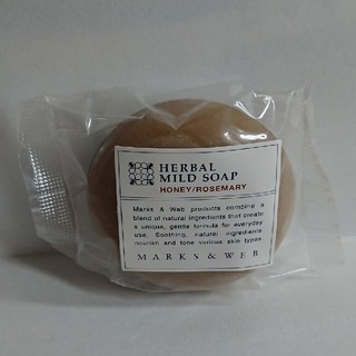 MARKS&WEB - HERBAL MILD SOAP  HONEY/ROSEMARY