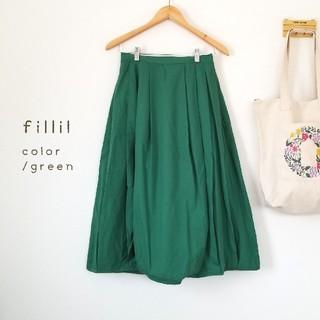 merlot - 最新作*フィリル ビタミンカラーコクーンスカート
