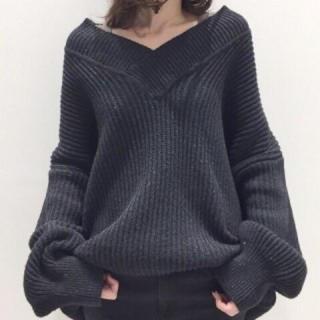 アパルトモンドゥーズィエムクラス(L'Appartement DEUXIEME CLASSE)のアパルトモン   Twins Florence Oversize Knit(ニット/セーター)