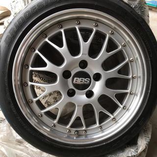 BBS 17インチホイールタイヤ4本セット