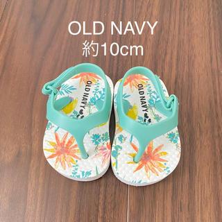 オールドネイビー(Old Navy)のOLD NAVY オールドネイビー ベビーサンダル(サンダル)