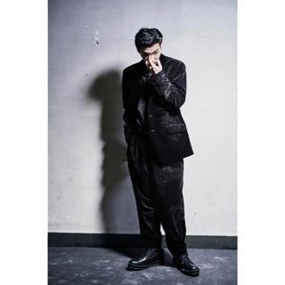 Yohji Yamamoto - yohji yamamoto  BLACKscandal  ベルベットスラックス