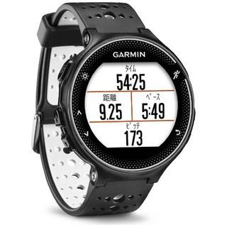 GARMIN - GARMIN ForeAthlete230J ブラックホワイト