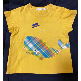 familiar - ファミリア  80cm Tシャツ②